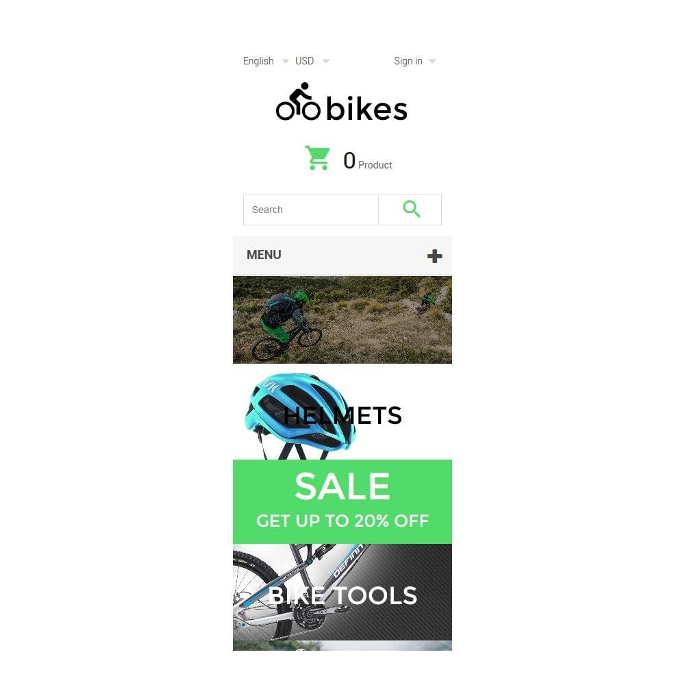 theme - Sports, Activities & Travel - Bikes - 9