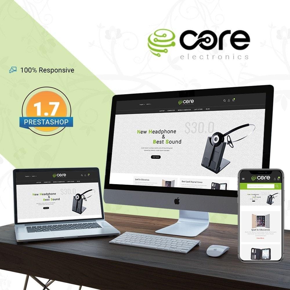Core - Electronics Store
