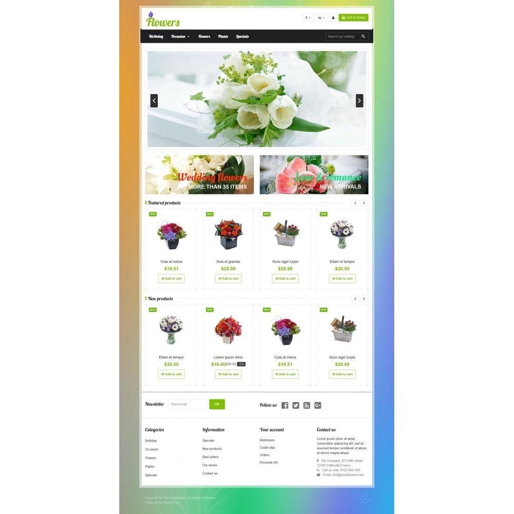 VP_Flowers Store