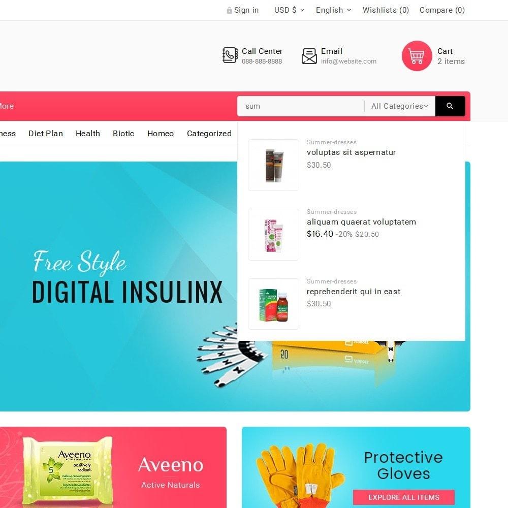 theme - Santé & Beauté - Medicine Mega Store - 11