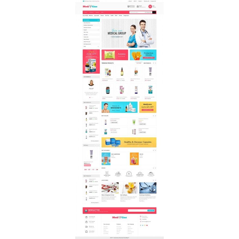 theme - Gesundheit & Schönheit - Medicine Mega Store - 3