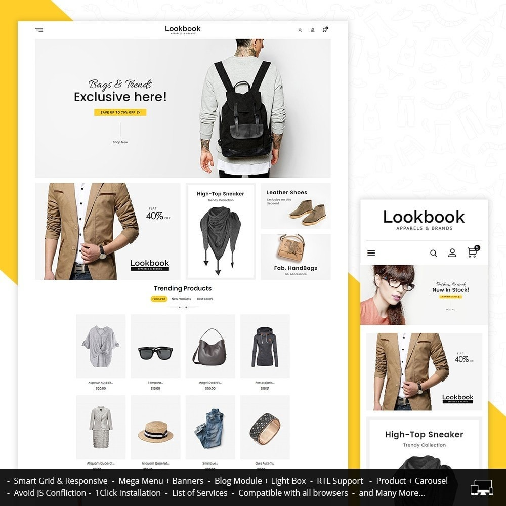 Lookbook Fashion