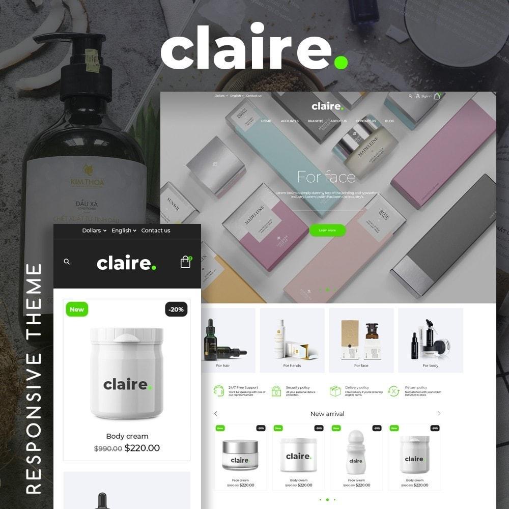 Claire Cosmetics