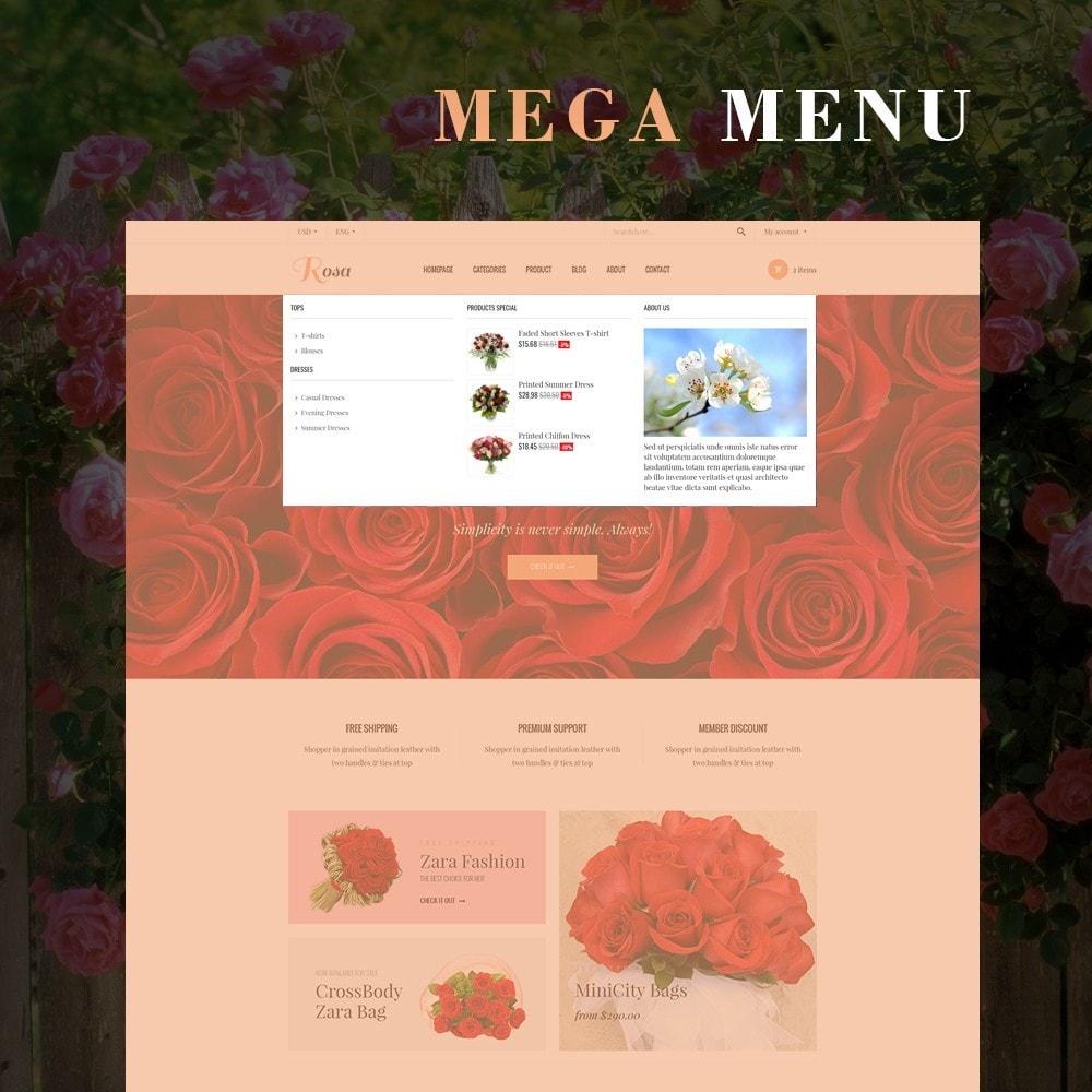 theme - Prezenty, Kwiaty & Uroczystości - Ap Rosa - 2