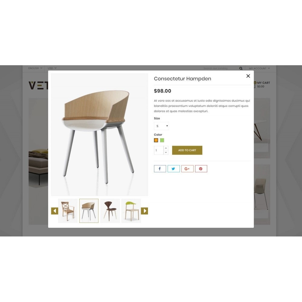 theme - Dom & Ogród - Veteno - Furniture Store - 7