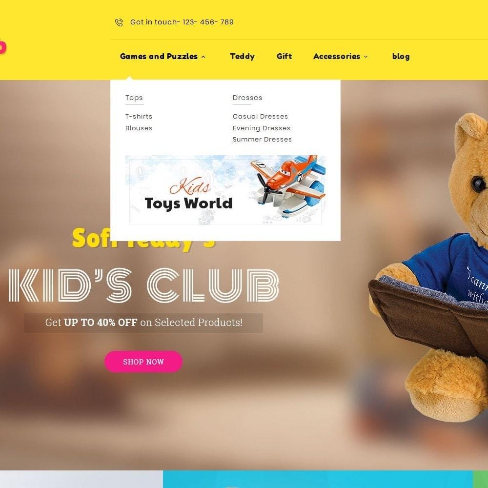 theme - Bambini & Giocattoli - Kids Toy Club - 10