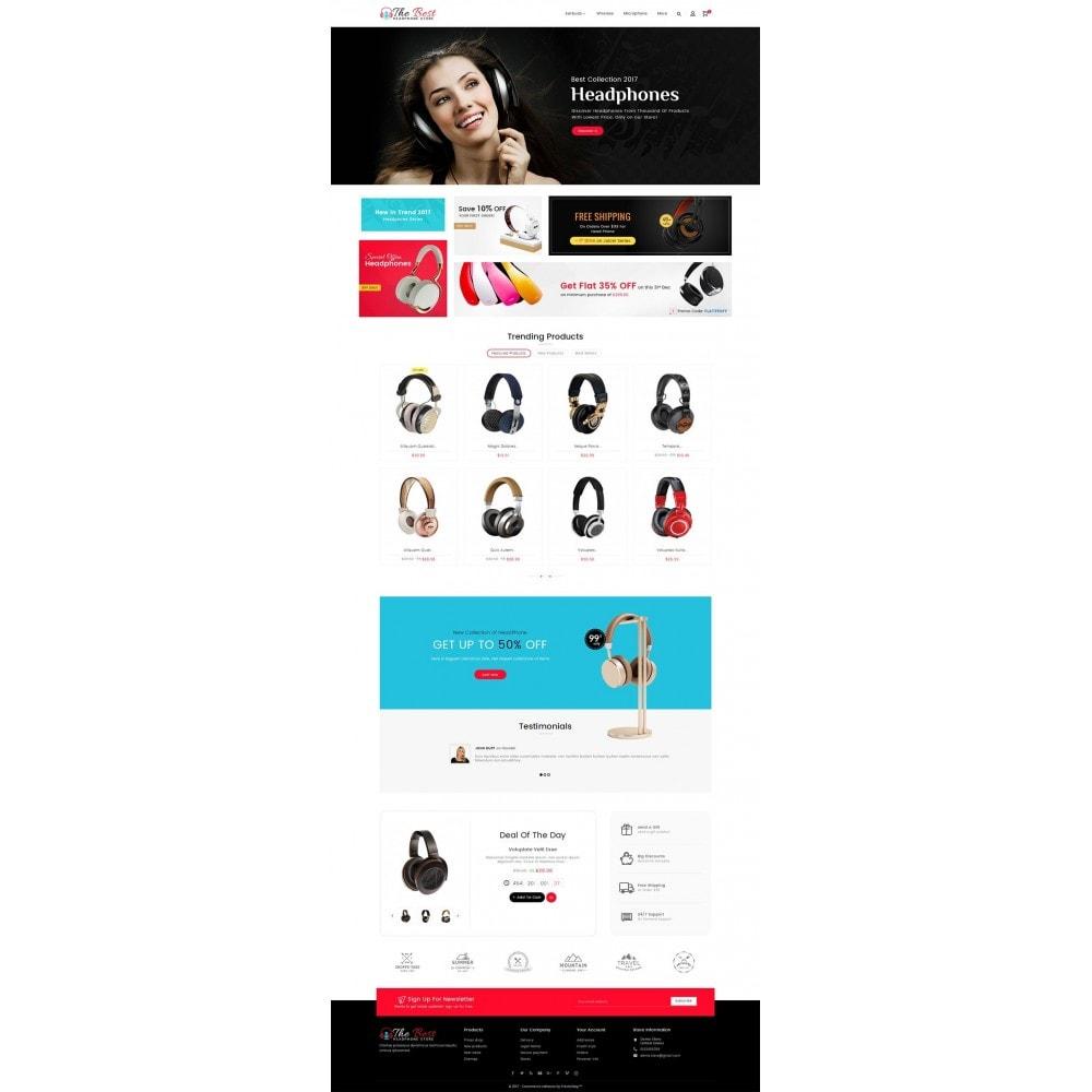 Headphone Store