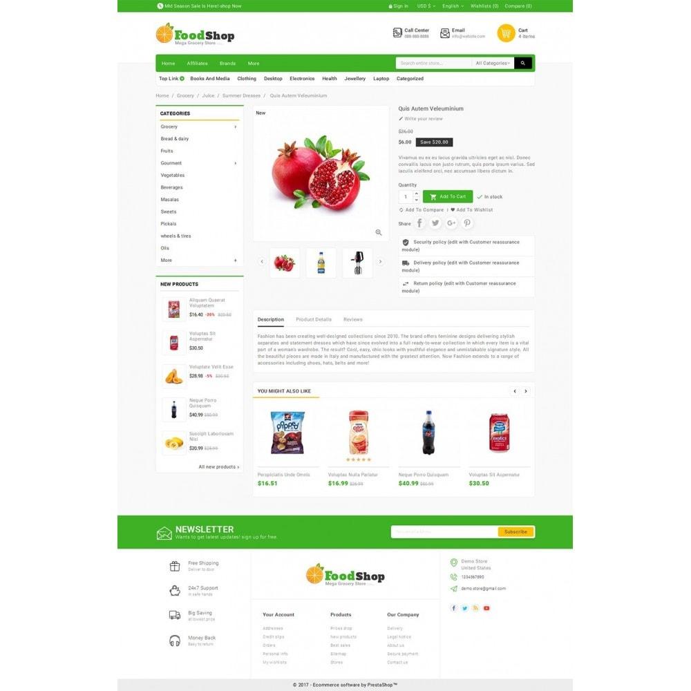 theme - Lebensmittel & Restaurants - Grocery Food Mega Store - 6