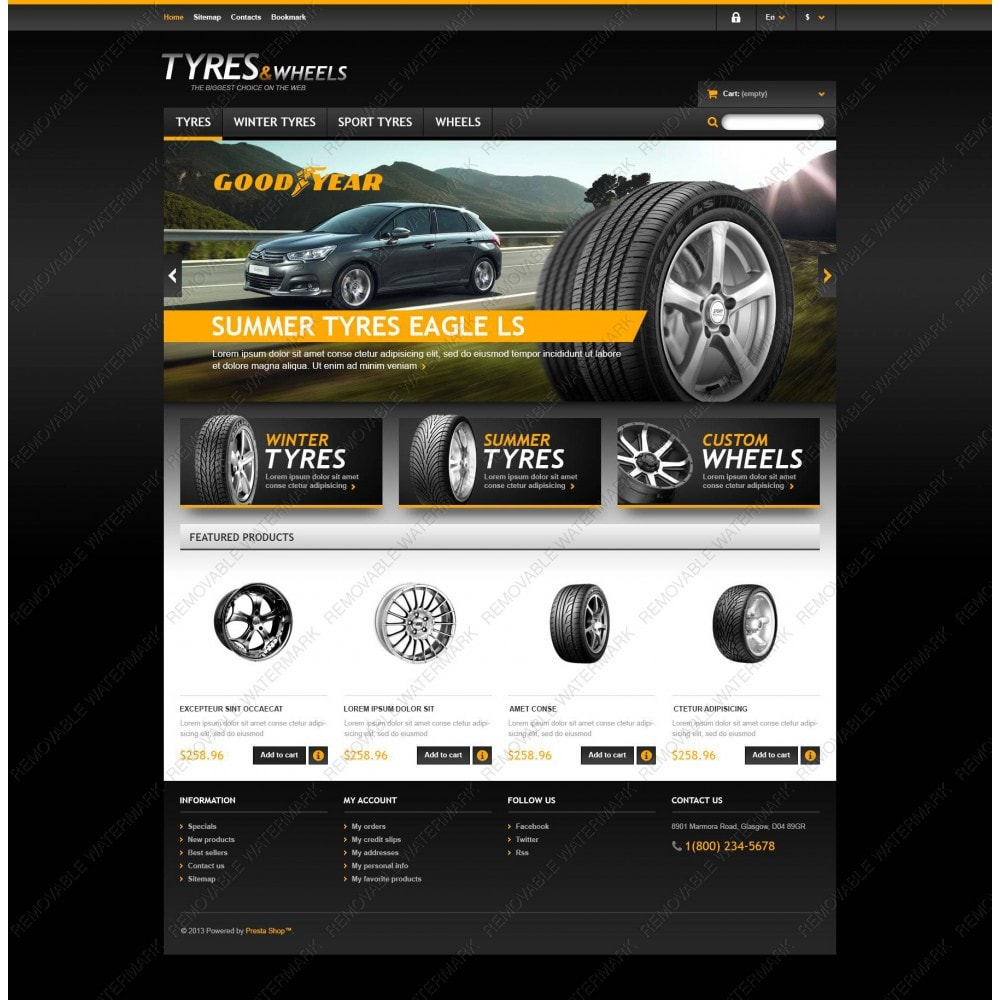 theme - Coches y Motos - Tyres & Wheels Store - 3