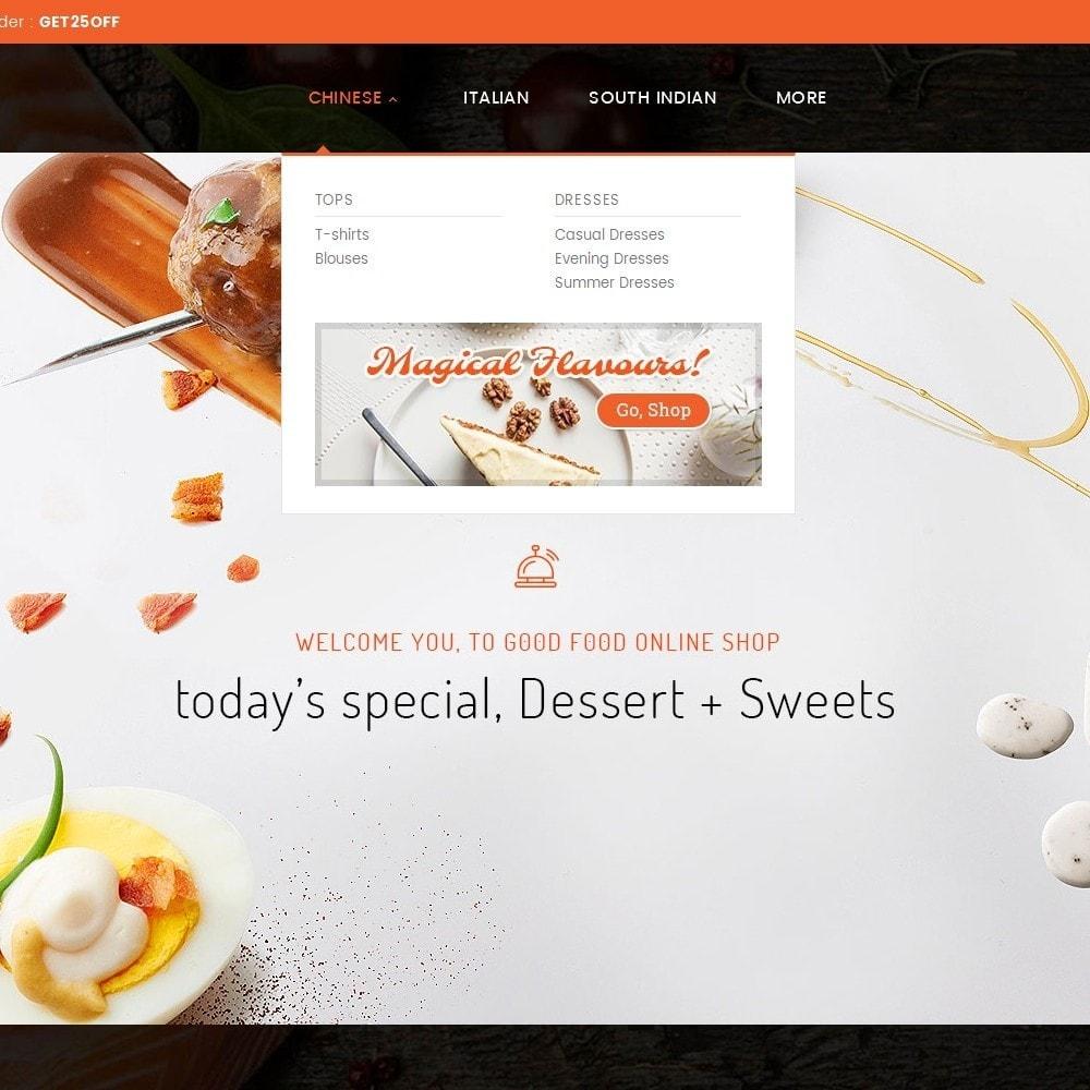 theme - Lebensmittel & Restaurants - Good Gusto Food - 10