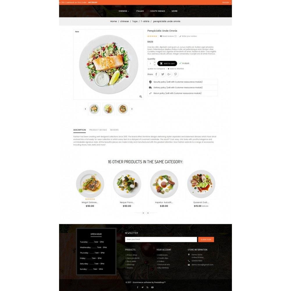 theme - Cibo & Ristorazione - Good Gusto Food - 6