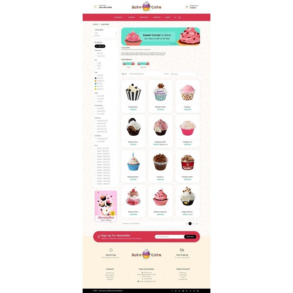 theme - Lebensmittel & Restaurants - Cake Shop - 4