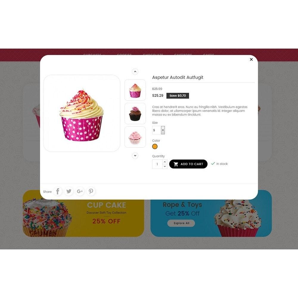 theme - Cibo & Ristorazione - Cake Shop - 9