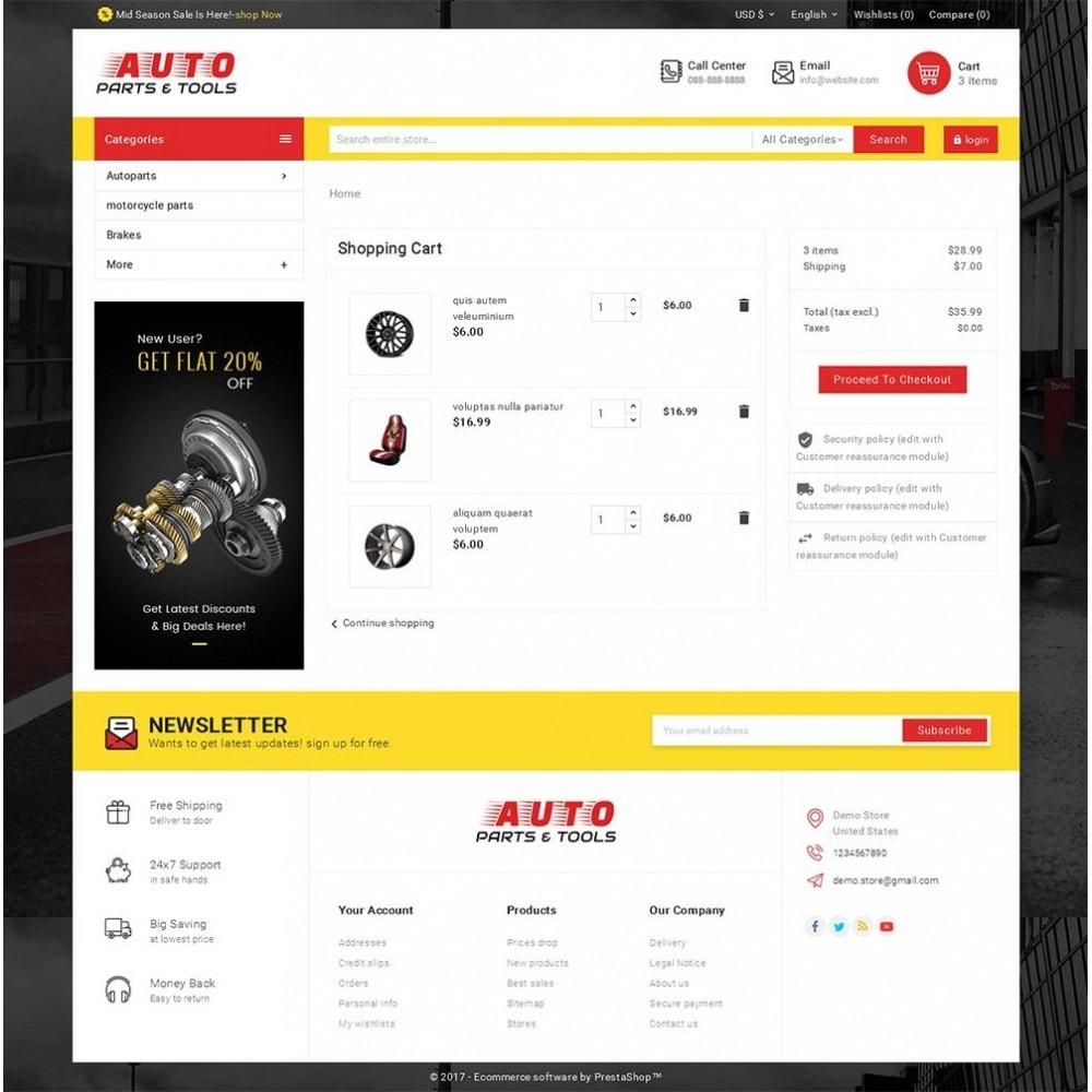 theme - Auto & Moto - Auto Parts Mega Store - 7