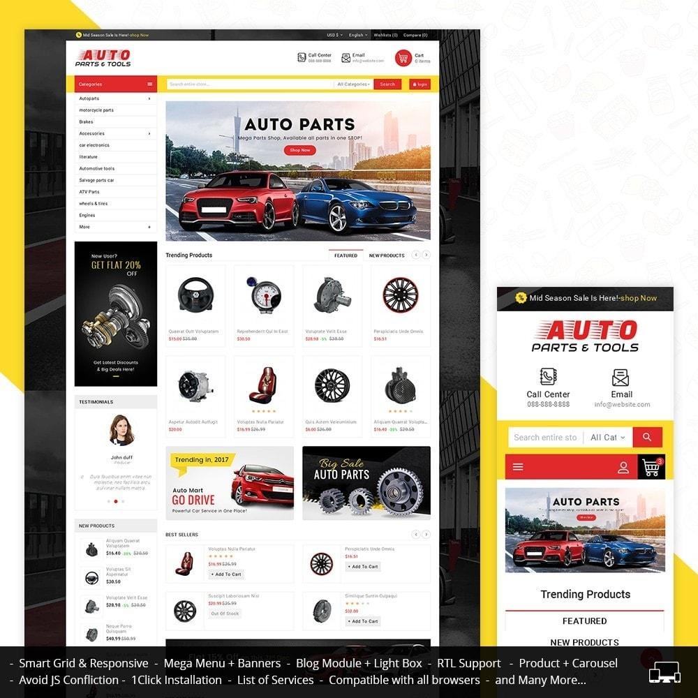 Auto Parts Mega Store