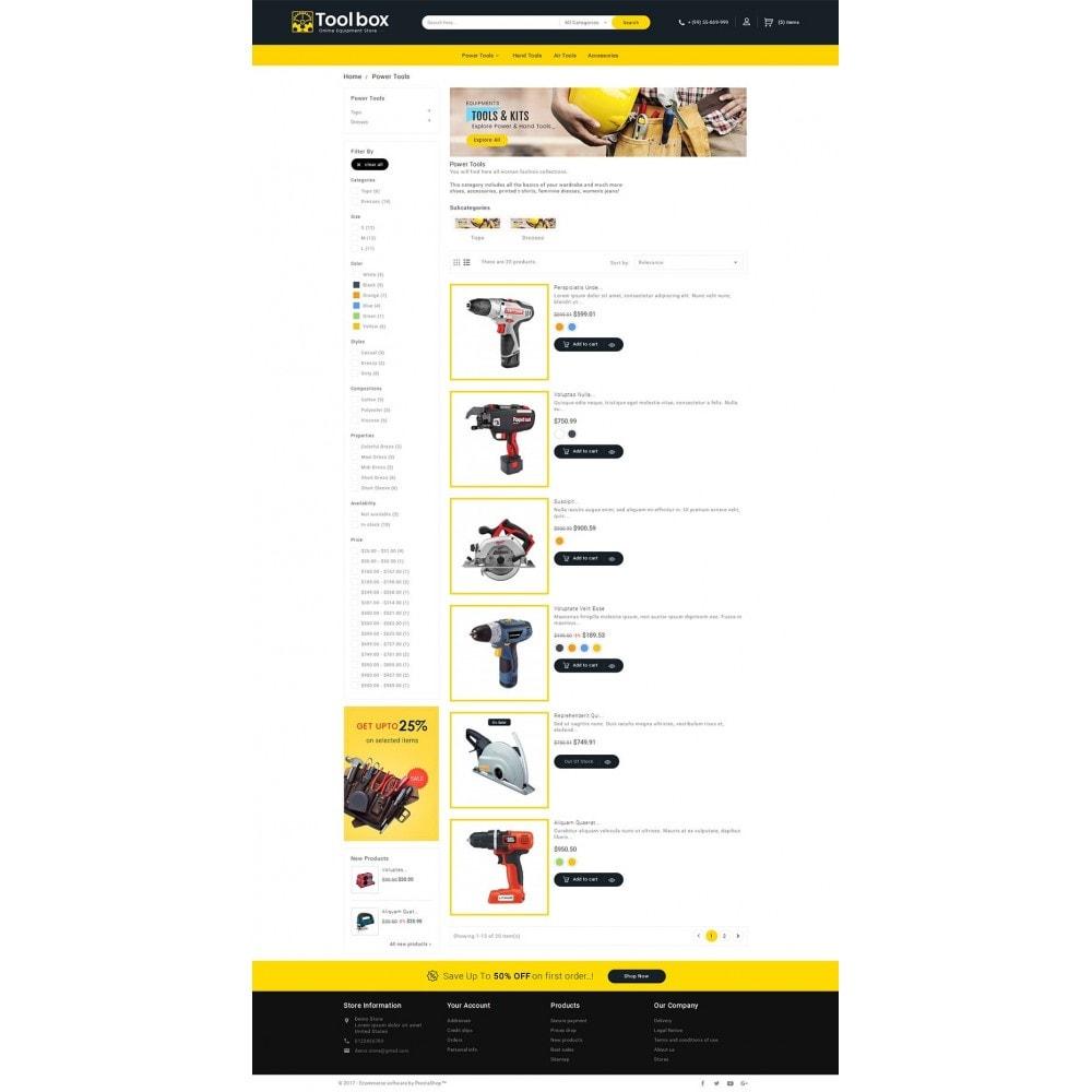 theme - Auto & Moto - Tools Store - 5