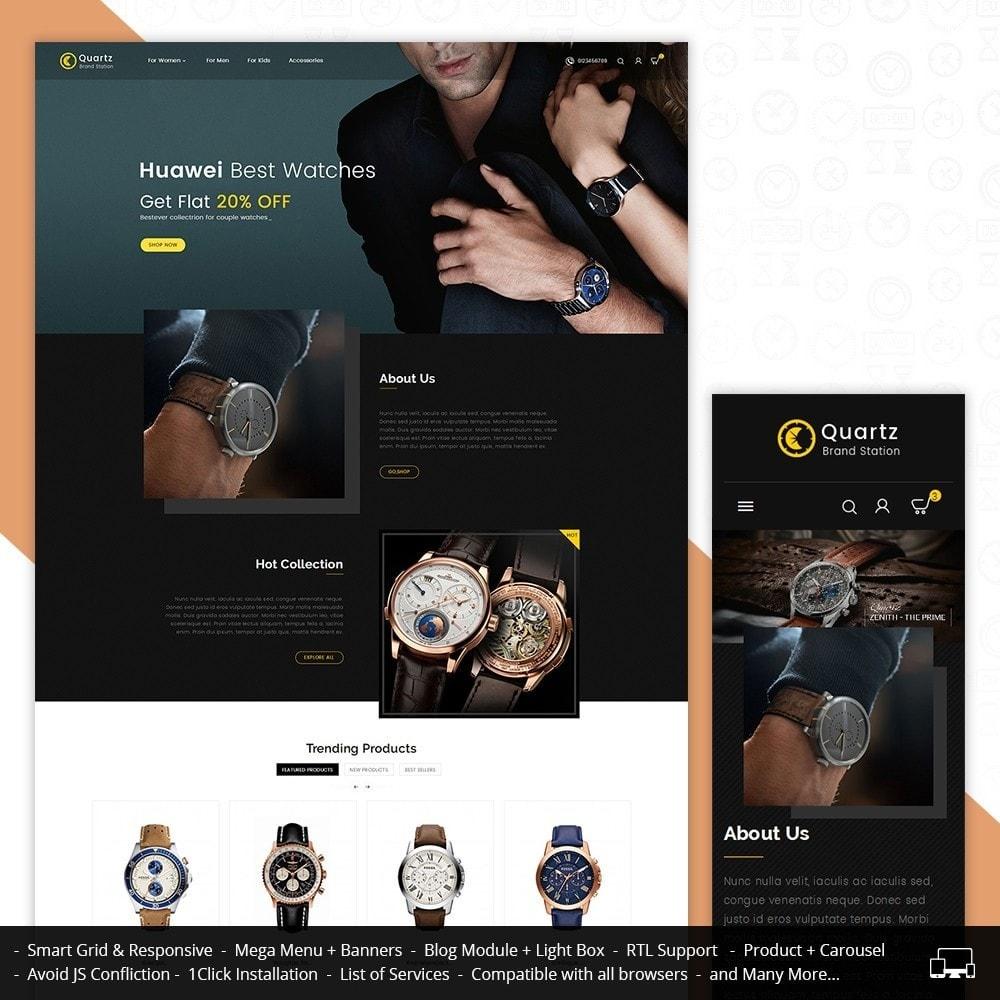 theme - Bellezza & Gioielli - Quartz Watch Store - 2