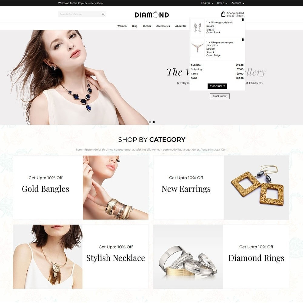 theme - Schmuck & Accesoires - Diamond Jewellery - 3