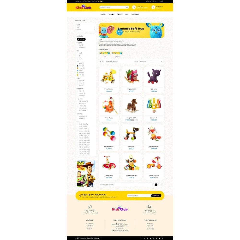 theme - Enfants & Jouets - Kids Toy Club - 4