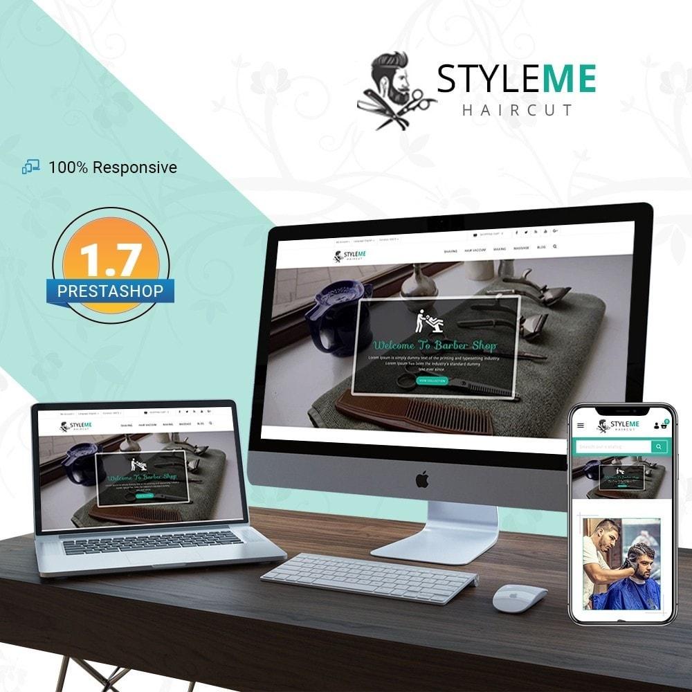 Styleme - Barber Store