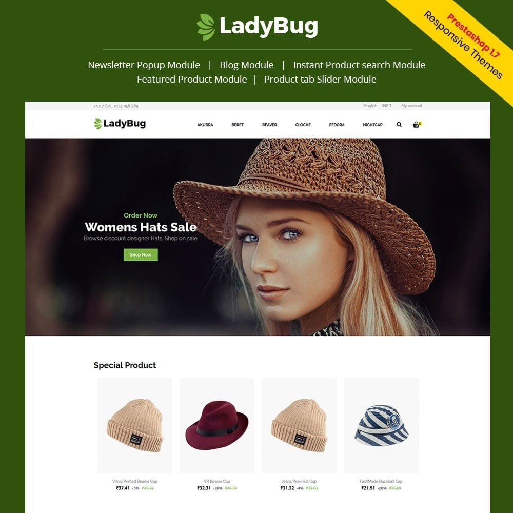 Lady Bag  Store