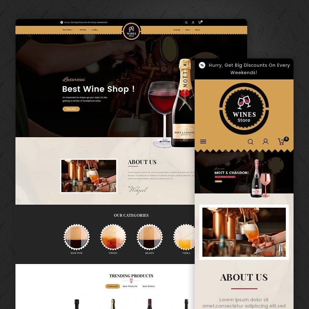 theme - Drink & Wine - WineYard Store - 2