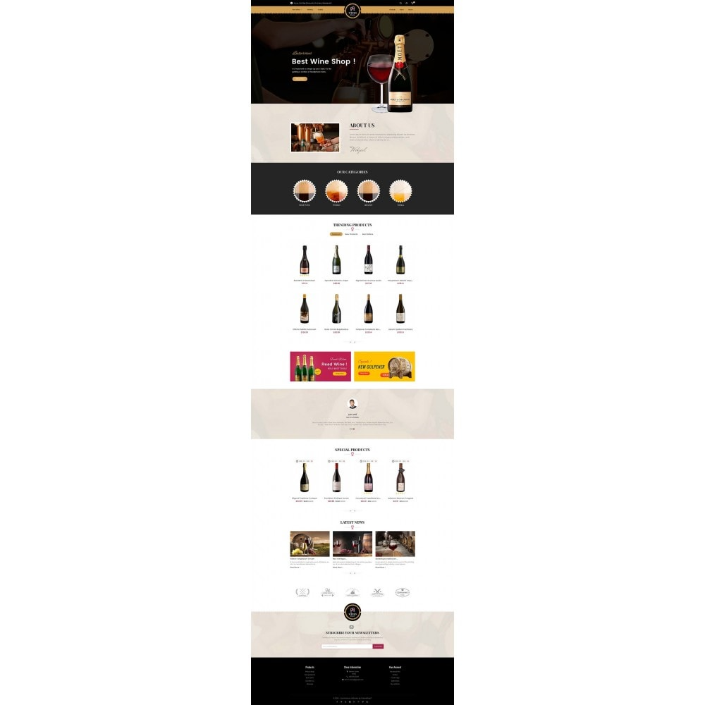 theme - Getränke & Tabak - WineYard Store - 3