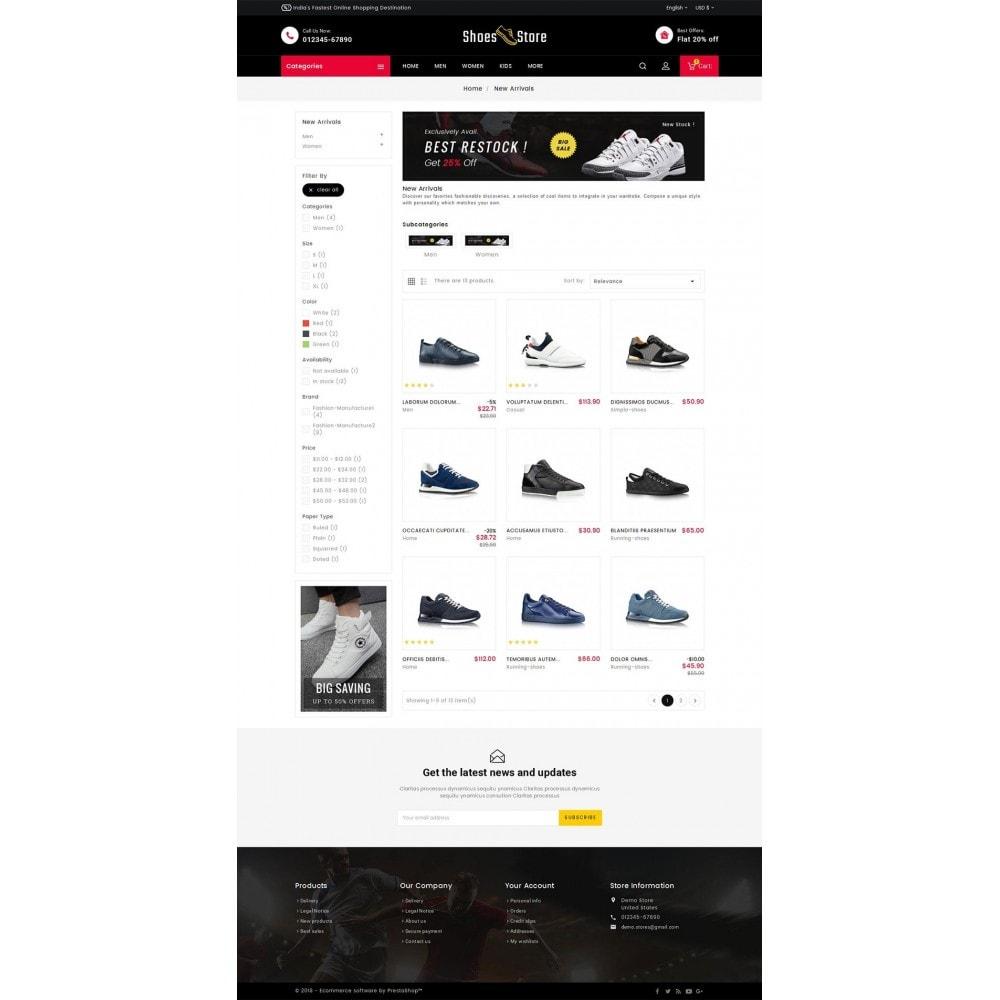 theme - Deportes, Actividades y Viajes - Sports Shoes Store - 4