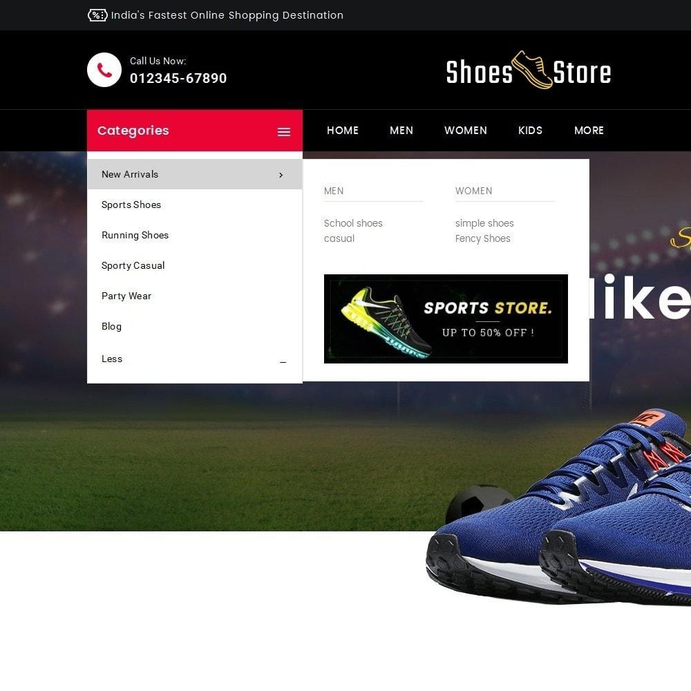 theme - Deportes, Actividades y Viajes - Sports Shoes Store - 8