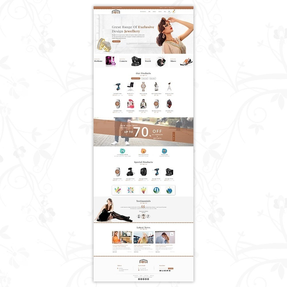 theme - Moda y Calzado - MultiShop - Multi Store - 2
