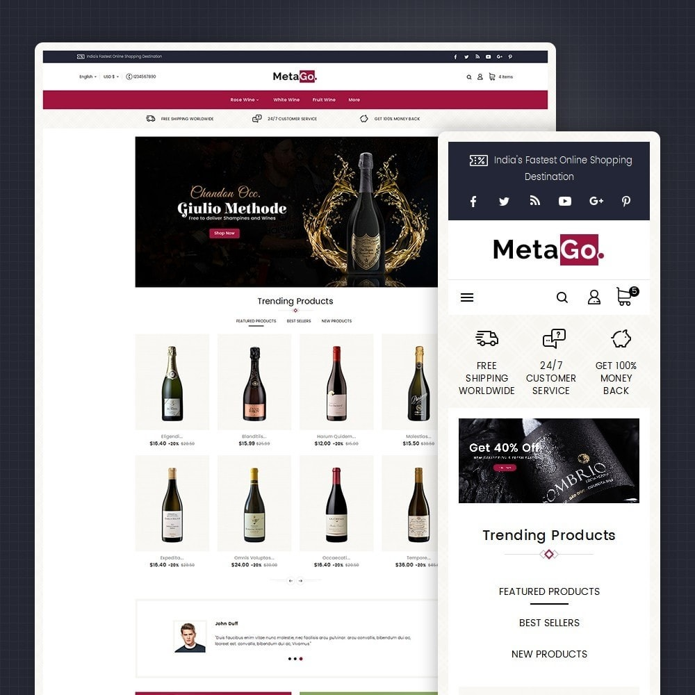Melano Wine Club