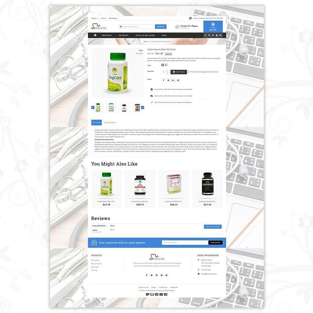 theme - Здоровье и красота - Medicine Store - 5