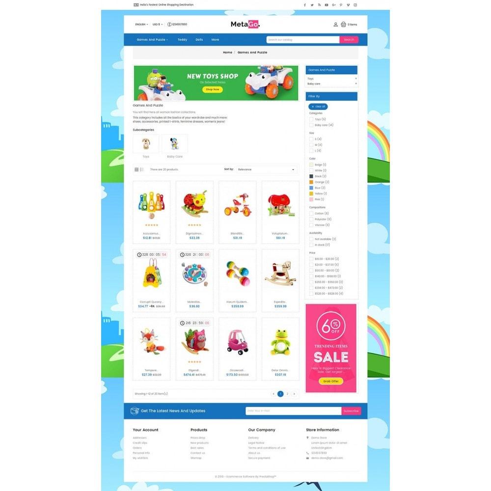 theme - Kinder & Spielzeug - Melano Kids Toys - 4
