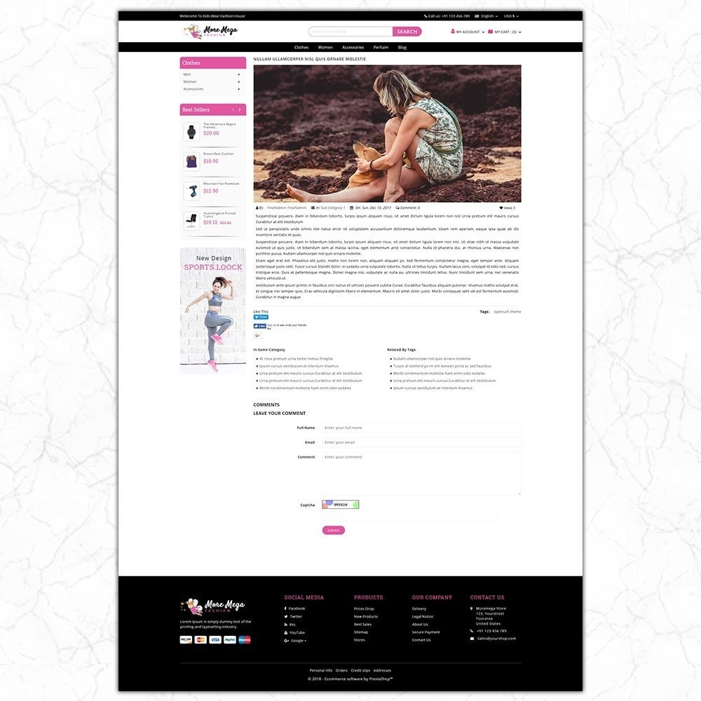theme - Mode & Chaussures - Moremega_store - 7