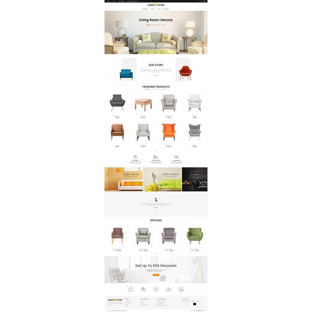 theme - Maison & Jardin - Furniture Store - 3