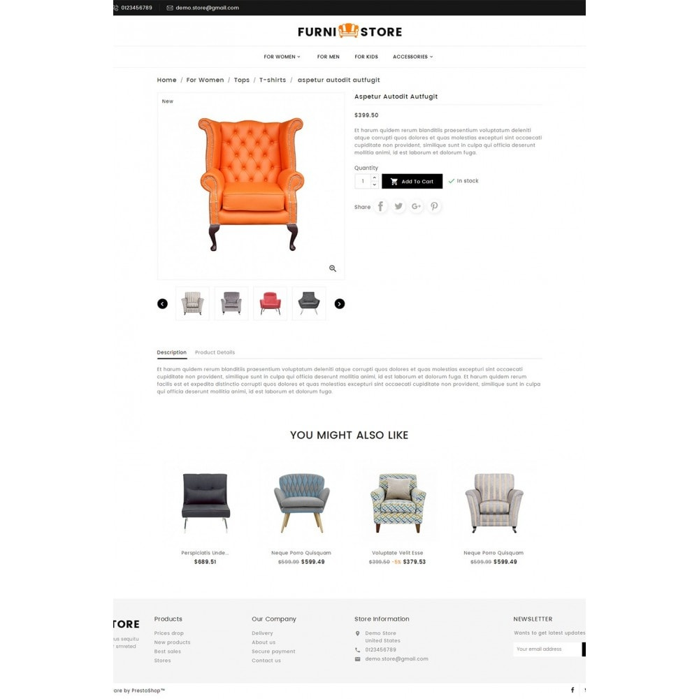 theme - Heim & Garten - Furniture Store - 6