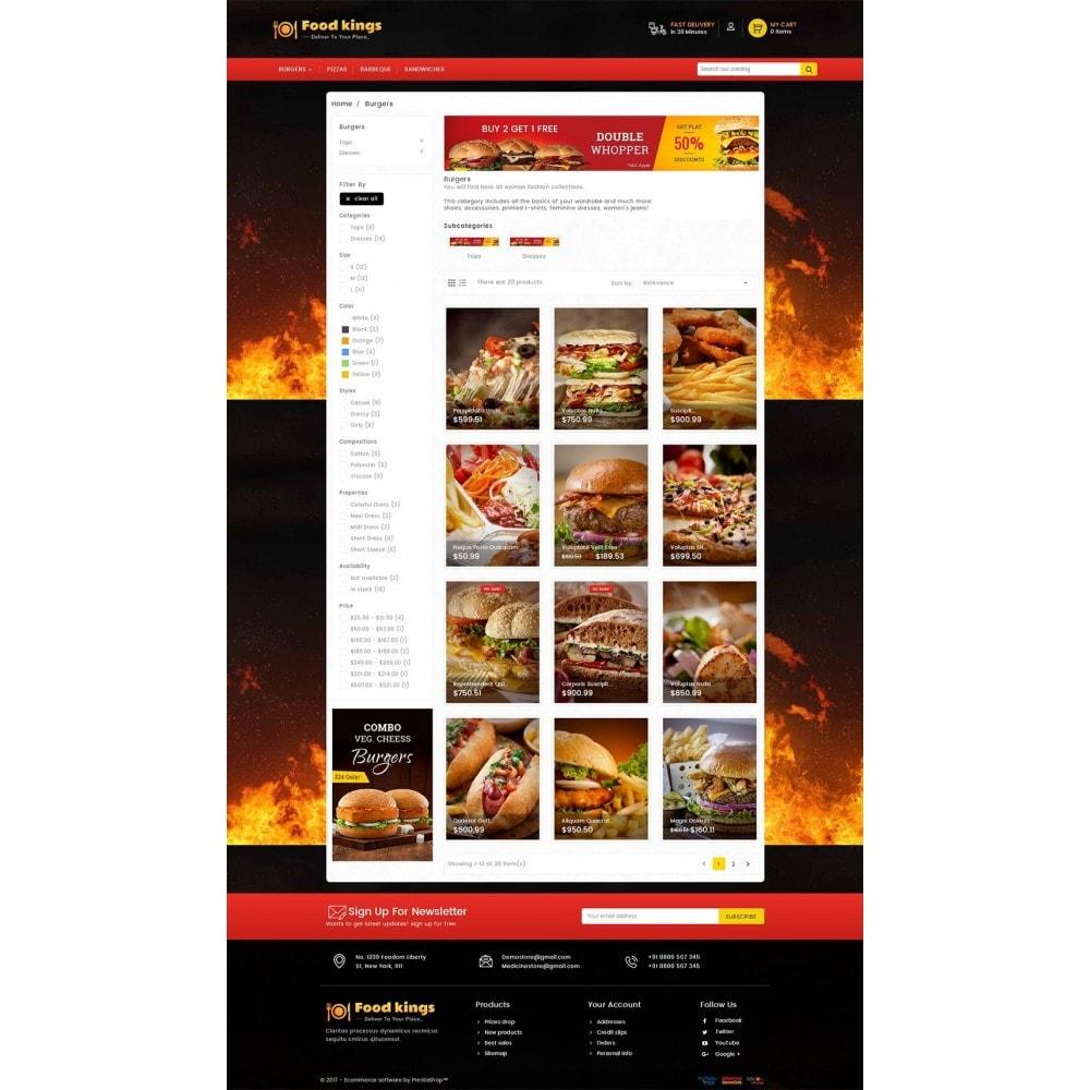 theme - Cibo & Ristorazione - Food Kings - 4
