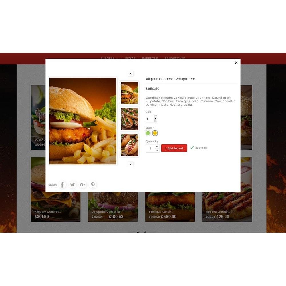 theme - Cibo & Ristorazione - Food Kings - 9