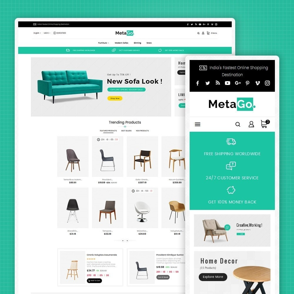 Melano Furniture Crafts