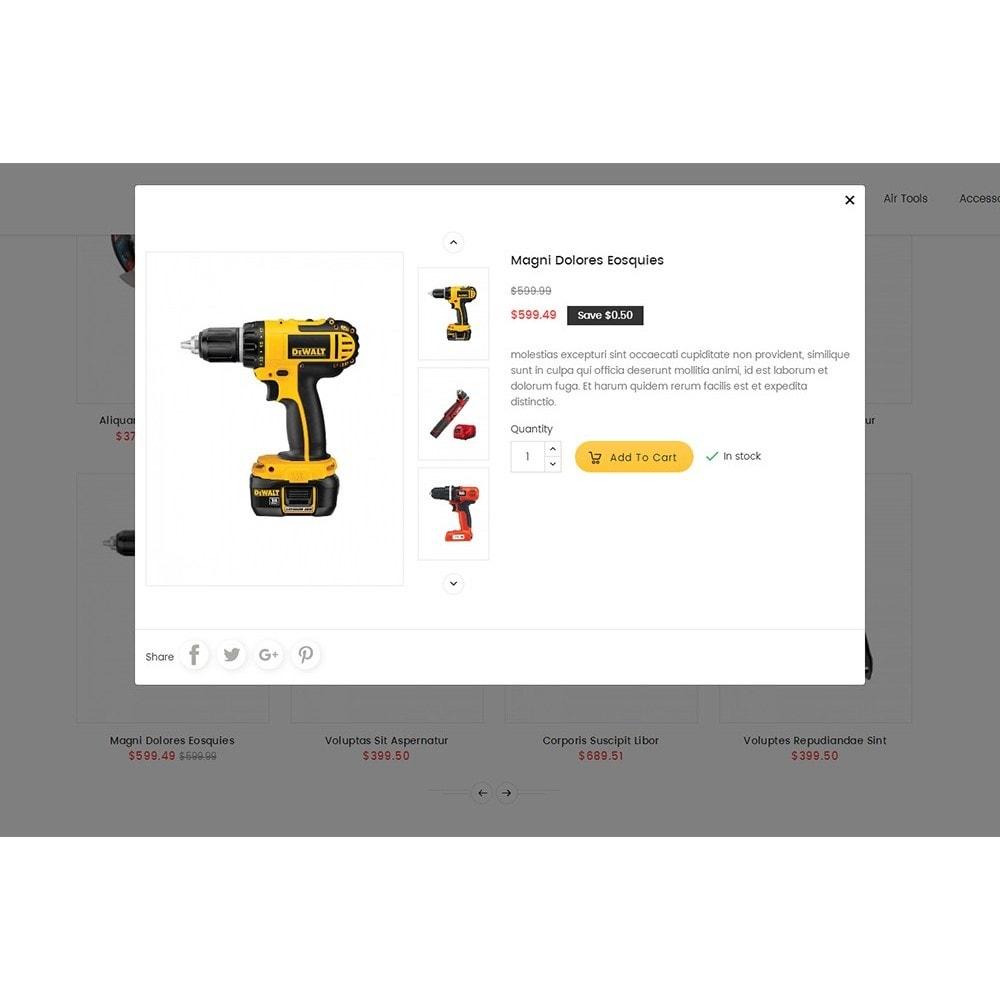 theme - Maison & Jardin - Construction Tools Store - 9