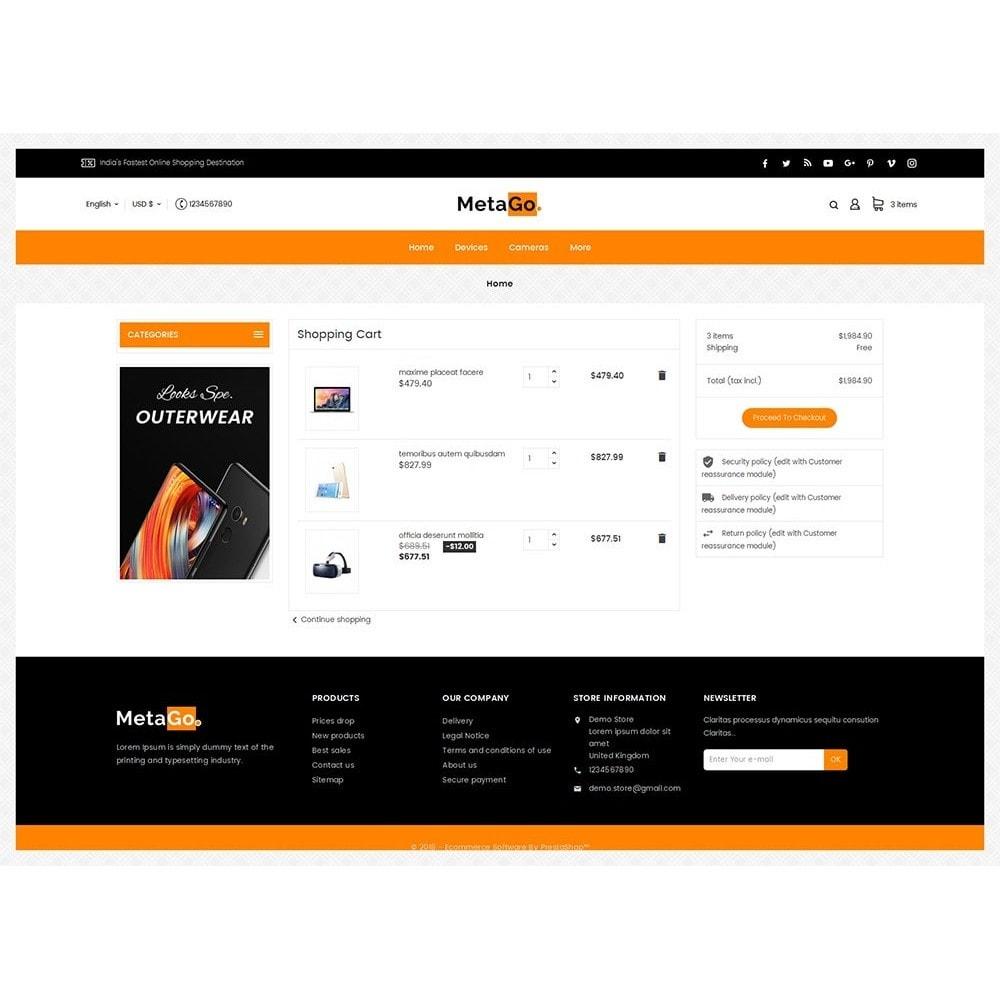 theme - Electrónica e High Tech - Melano Electronics Market - 7