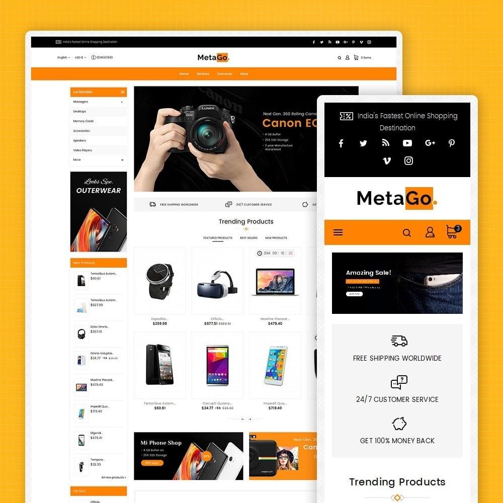 theme - Elettronica & High Tech - Melano Electronics Market - 2