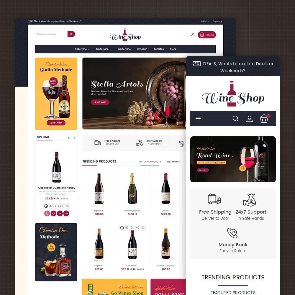 theme - Boissons & Tabac - Mega Wine Club - 2