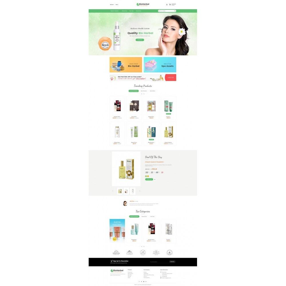 Bio Cosmetics Store