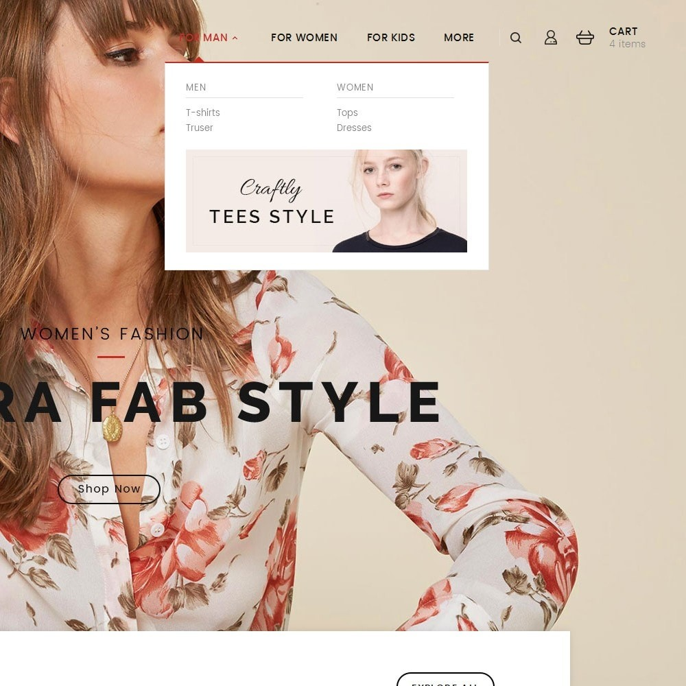 theme - Mode & Chaussures - Baroda Fabrics - 9