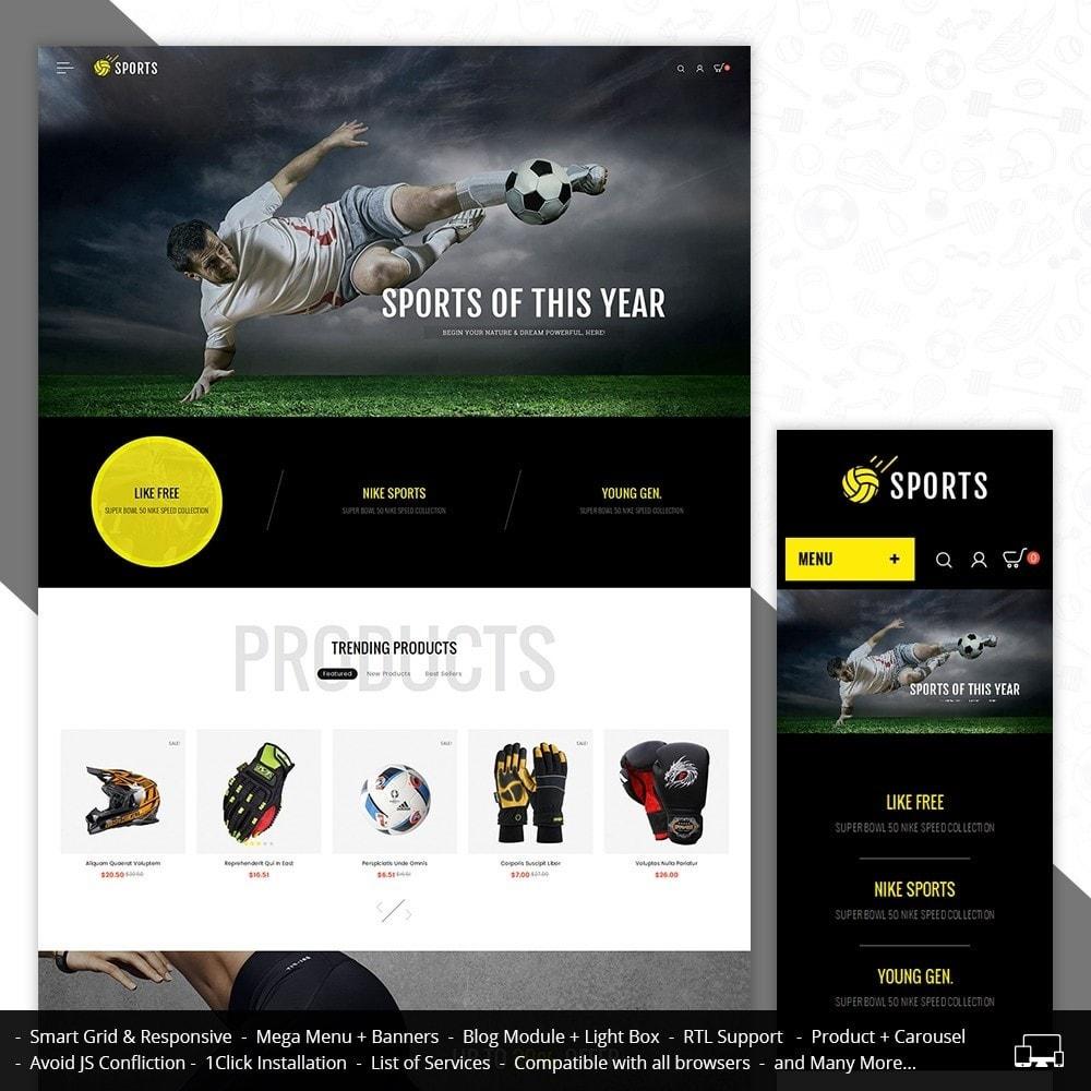 theme - Sport, Loisirs & Voyage - Sports Store - 2