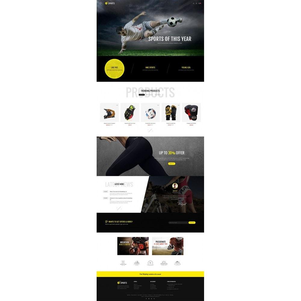theme - Deportes, Actividades y Viajes - Sports Store - 3