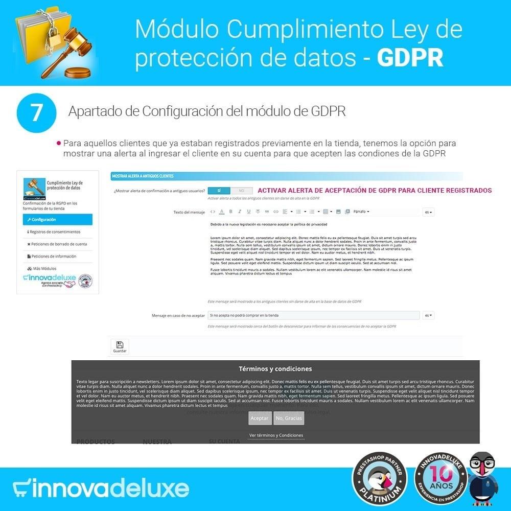 bundle - Marco Legal (Ley Europea) - Cumplimiento normativas legales RGPD, Cookies - 14