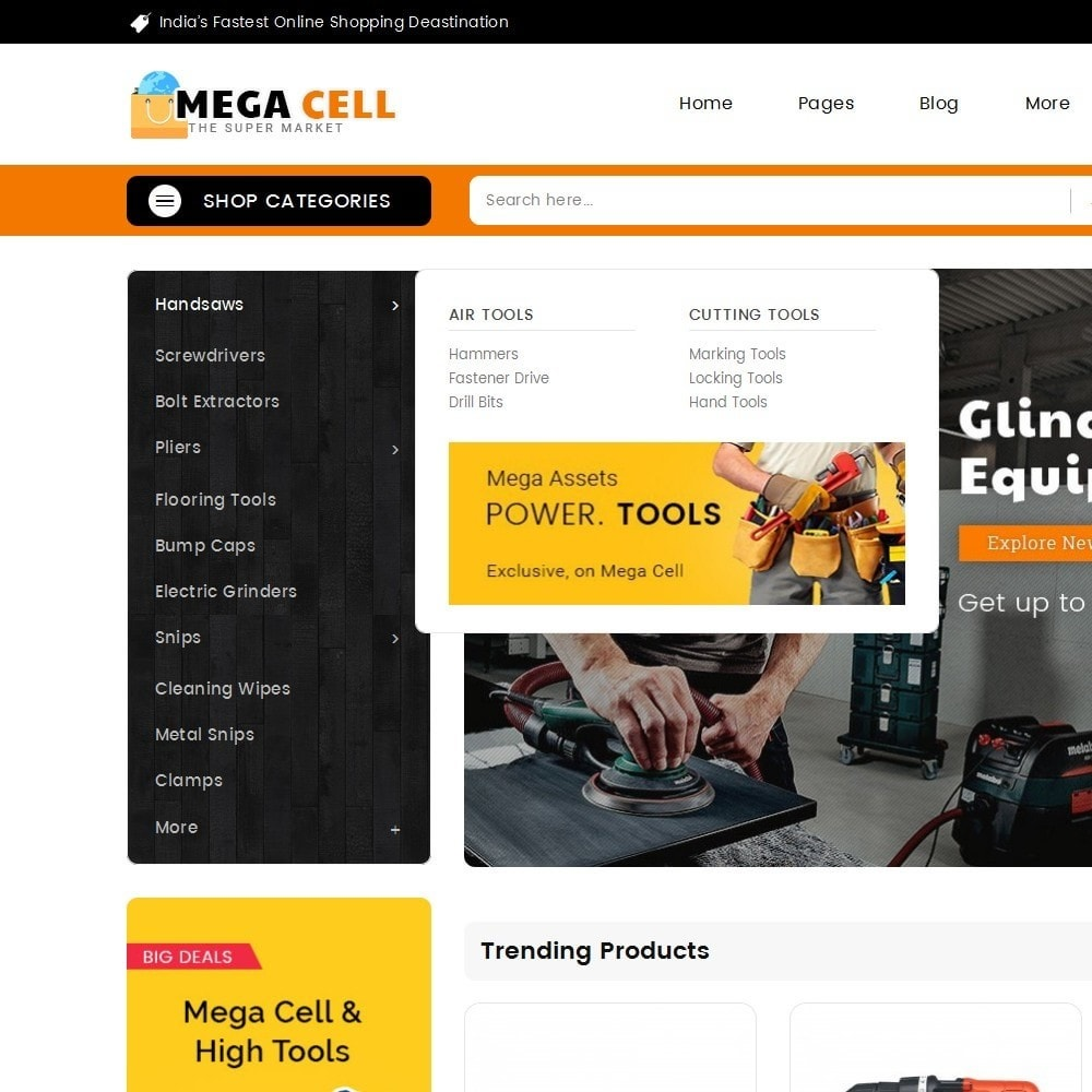 theme - Hogar y Jardín - Mega Cell Tools Equipment - 9