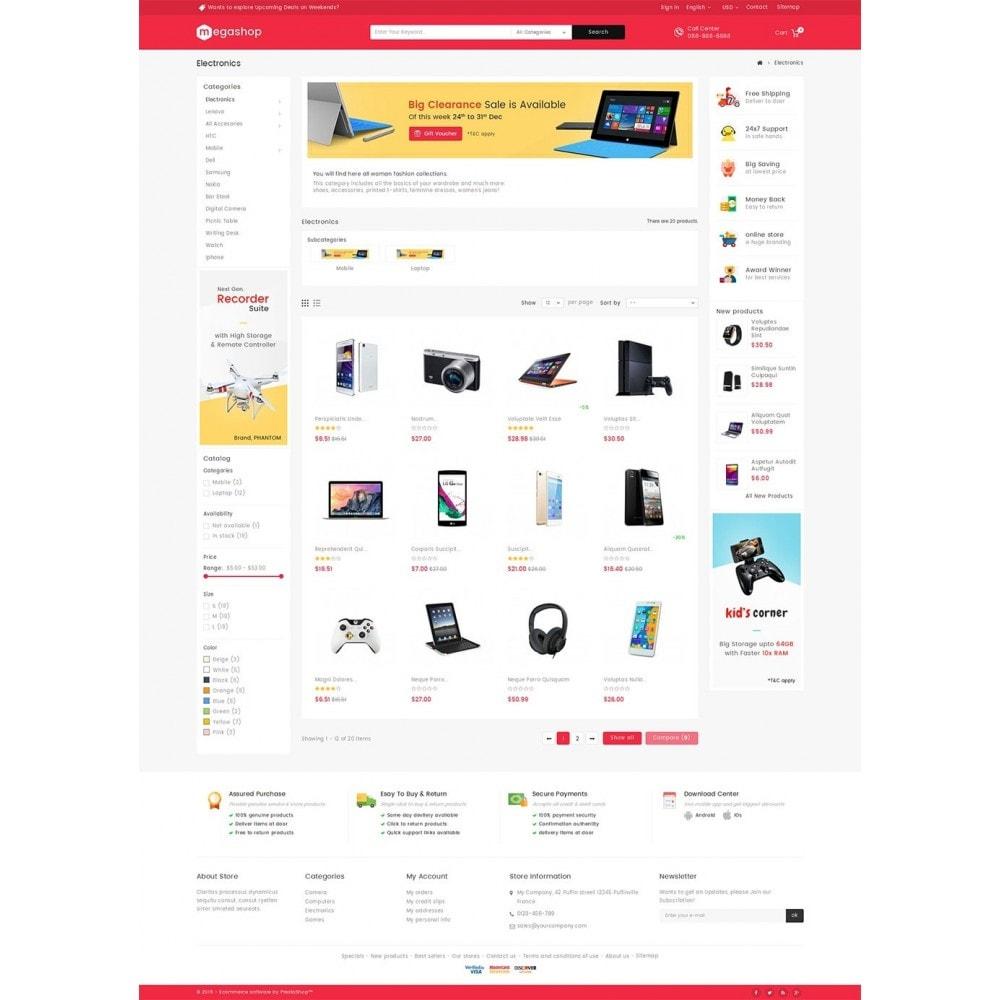 theme - Elettronica & High Tech - Mega Electronics Store - 5